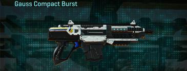 Esamir snow carbine gauss compact burst
