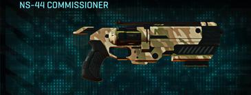 Indar dunes pistol ns-44 commissioner