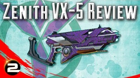Zenith VX-5 review by Wrel (2014.07