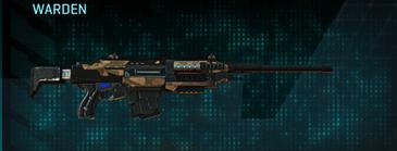 Indar plateau battle rifle warden