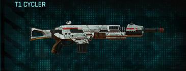 Rocky tundra assault rifle t1 cycler