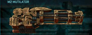 Indar plateau max m2 mutilator
