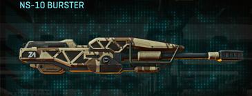 Indar scrub max ns-10 burster