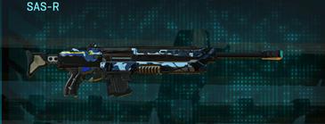 Nc alpha squad sniper rifle sas-r