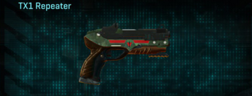 Amerish grassland pistol tx1 repeater