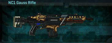 Giraffe assault rifle nc1 gauss rifle