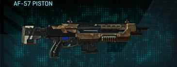 Indar plateau shotgun af-57 piston