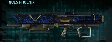 Nc loyal soldier rocket launcher nc15 phoenix