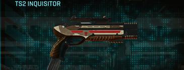 Indar scrub pistol ts2 inquisitor