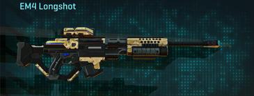 Sandy scrub sniper rifle em4 longshot