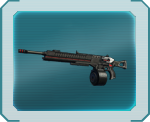 Weapons LMG