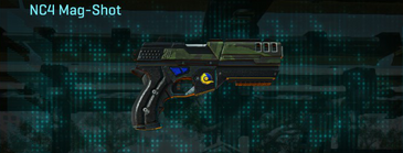 Amerish leaf pistol nc4 mag-shot