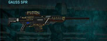 Indar highlands v1 sniper rifle gauss spr