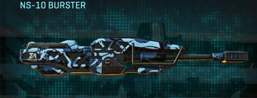 Nc alpha squad max ns-10 burster