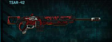Tr alpha squad sniper rifle tsar-42