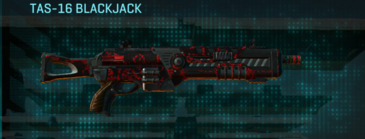 Tr loyal soldier shotgun tas-16 blackjack