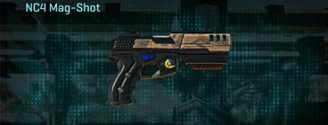 Indar canyons v1 pistol nc4 mag-shot