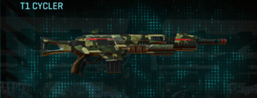 Temperate forest assault rifle t1 cycler