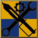 Combat Engineer Decal NC