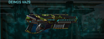 Jungle forest shotgun deimos va29