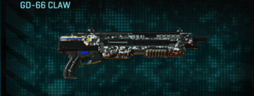 Snow aspen forest shotgun gd-66 claw