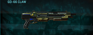 Temperate forest shotgun gd-66 claw