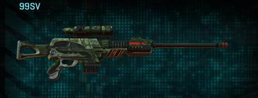 Amerish grassland sniper rifle 99sv