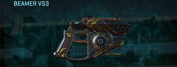Indar highlands v1 pistol beamer vs3