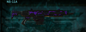 Vs loyal soldier assault rifle ns-11a