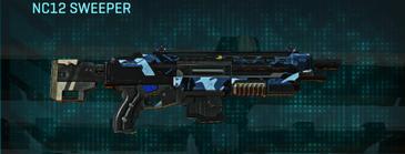 Nc alpha squad shotgun nc12 sweeper
