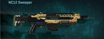 Sandy scrub shotgun nc12 sweeper