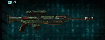 Amerish grassland sniper rifle sr-7