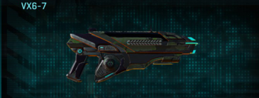 Amerish scrub carbine vx6-7