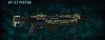 Scrub forest shotgun af-57 piston