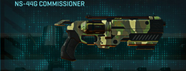 Temperate forest pistol ns-44g commissioner