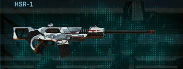 Esamir ice scout rifle hsr-1