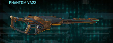 Indar plateau sniper rifle phantom va23