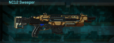 Giraffe shotgun nc12 sweeper