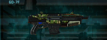 Jungle forest carbine gd-7f