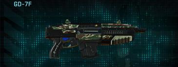 Scrub forest carbine gd-7f