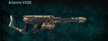 Desert scrub v2 scout rifle artemis vx26