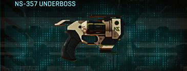Indar scrub pistol ns-357 underboss