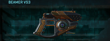 Indar rock pistol beamer vs3