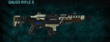 Indar dry ocean assault rifle gauss rifle s