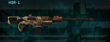 Indar plateau scout rifle hsr-1