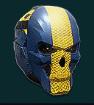 NC Light Helm IlluminatedSkull