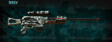 Northern forest sniper rifle 99sv