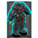 TR Armor Drakon Heavy