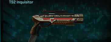 Arid forest pistol ts2 inquisitor