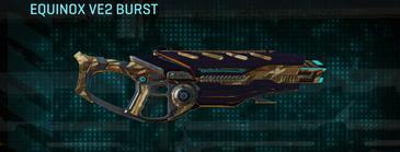Indar dunes assault rifle equinox ve2 burst